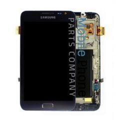 Genuine Samsung Galaxy Note 1 N7000 LCD + Digitiser Black - Part No: GH97-12948A